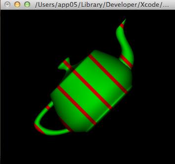 OpenGL教程翻译 第十六课 基本的纹理贴图-OpenGL 自动生成纹理坐标