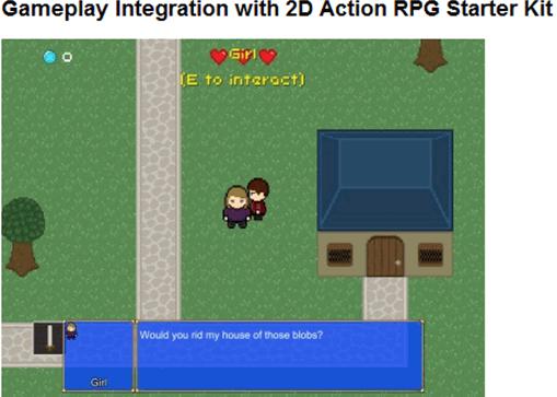 Dialogue System for Unity文档中英对照版(简雨